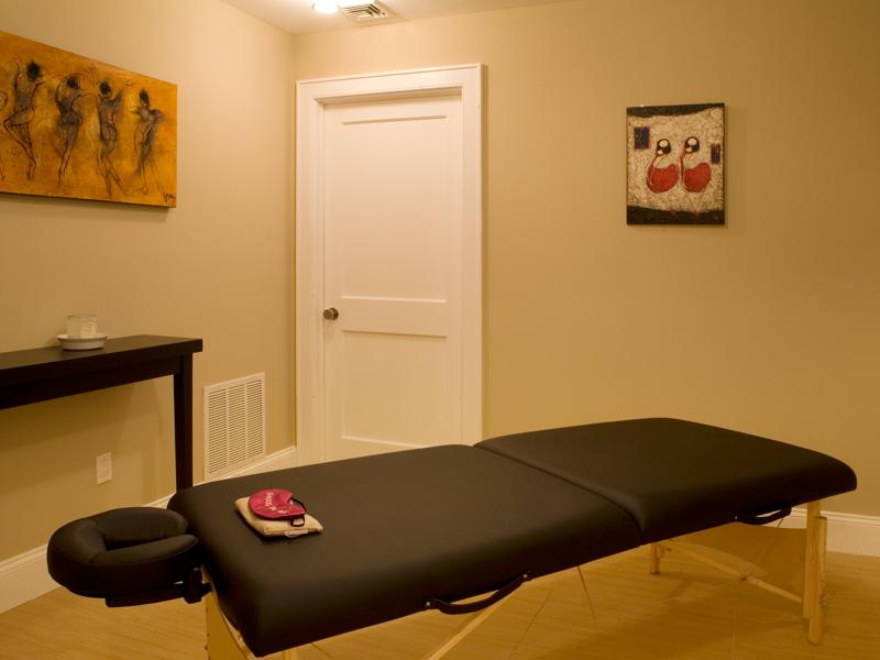 WE  Massage Room  DW Design  Decor