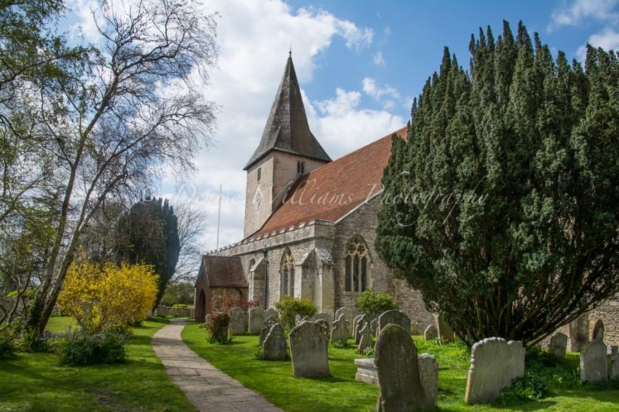 Bosham Church