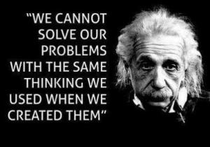 solving problems