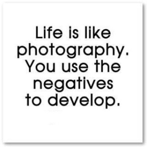 mistake-quote photography negatives