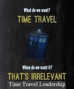 Dr who and time travel picture of Tartus