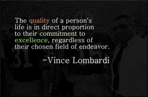commitment Lombardi