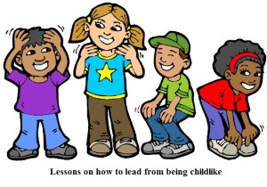 childlike leadership