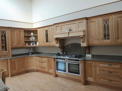 Main Kitchen Upstairs