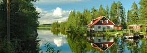 Hus i Sverige - denisol