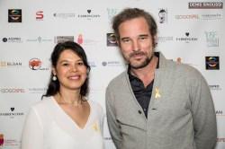 Yasmine Candau et Fabrice Deville