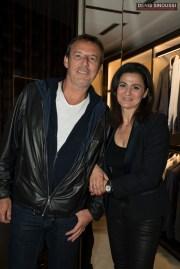 Jean-Luc Reichmann et Chantal Gemayel
