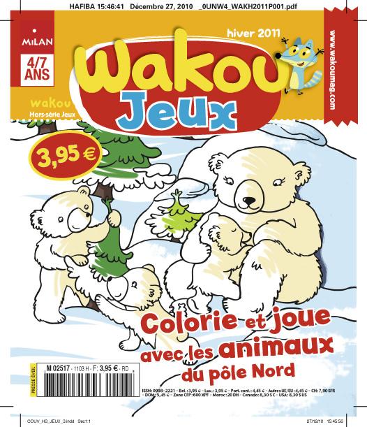 Wakou – Hors série hiver