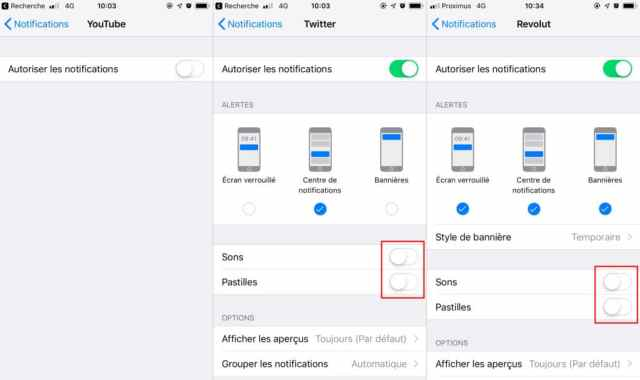 Organisation et minimalisme numérique : mon workflow iOS 12 4