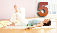 yoga for stress relief 5