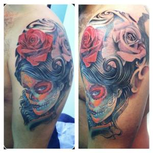 Denis Trevisani Tattoo Studio - TATUAGGIO CHICANO