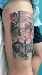 Tatuaggio Arena e Castelvecchio