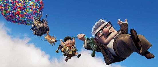 UP - Altas aventuras... Que filme!! (1/2)