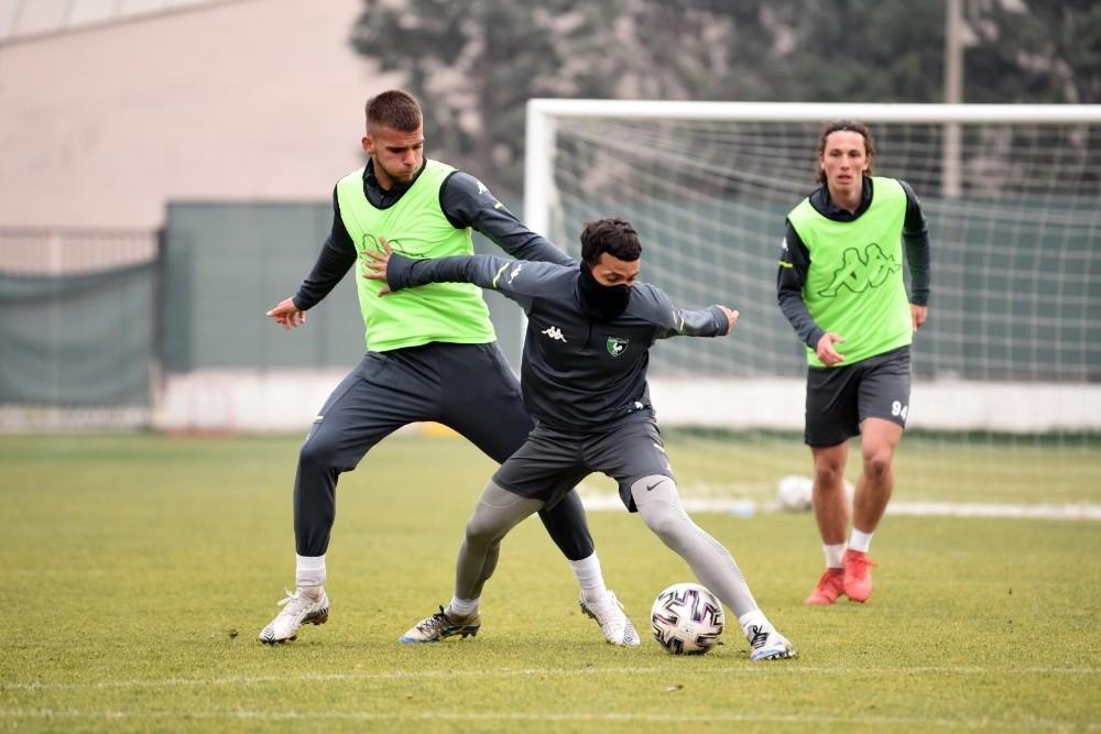 Denizlispor, Erzurumspor maçının hazırlıklarına başladı