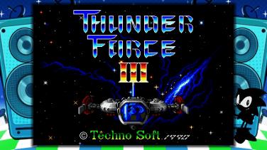 3. Thunder Force III (1)