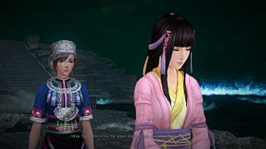 Song and Fairy 6 cutscene