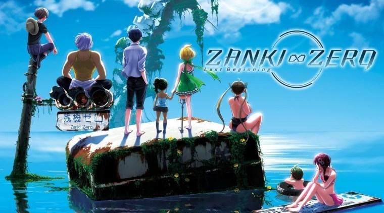Zanki Zero Logo