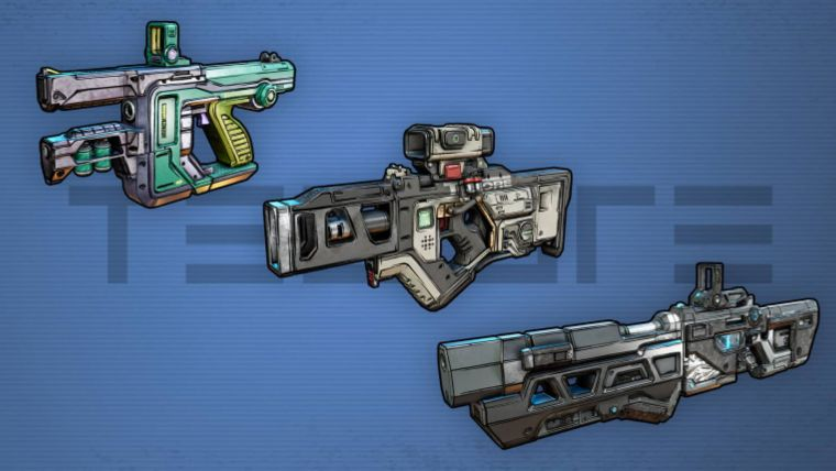 borderlands-3-tediore-weapons