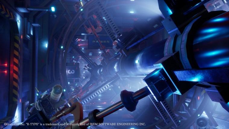 r-type final 2 cutscene 2