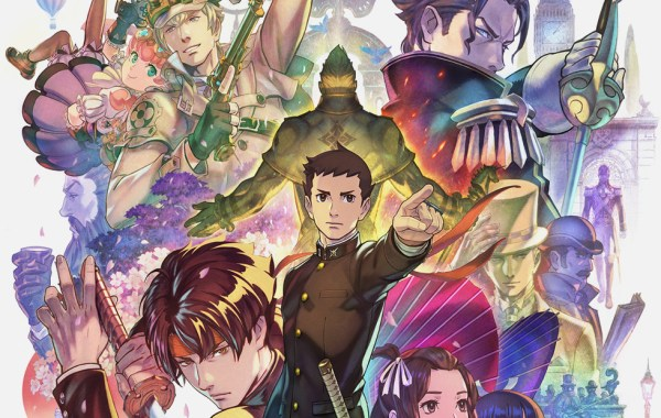 great ace attorney chronicles recensione copertina