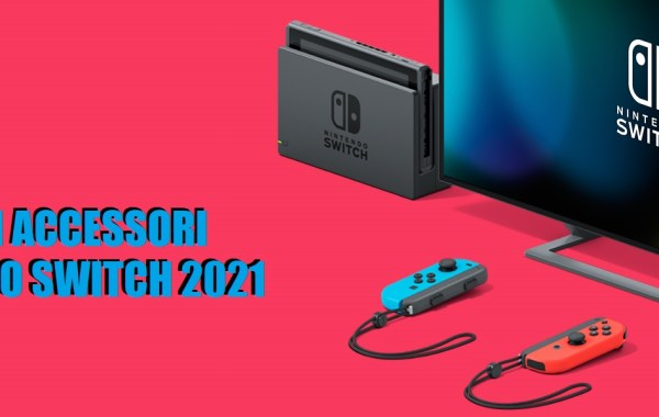 accessori nintendo switch 2021