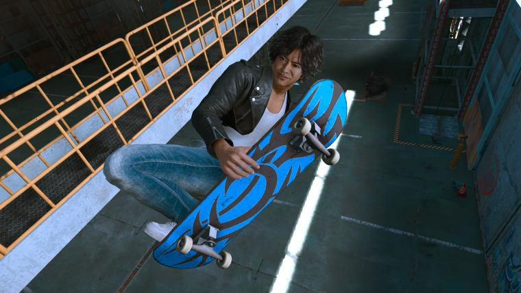 lost judgment recensione xbox skate