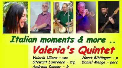 OT – Valeria's Quintet