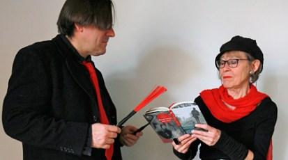 Sonntag, 1.11.2020, 19 Uhr – Doris Lerche & Günter Bozem – Krieg / wird verschoben