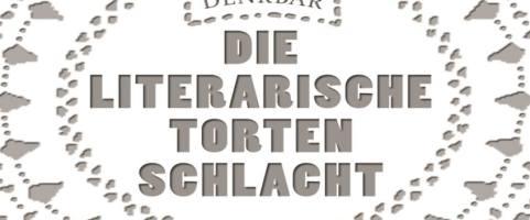 Sonntag, 7.4.2019 – 15-17 Uhr – 6. Literarische Tortenschlacht: Lyrik[zauber]