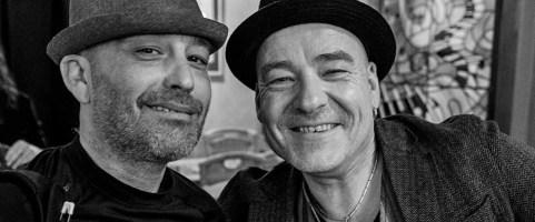 Freitag, 25.10.2019, 20:00 Uhr – Larsen Blues und Andy Simon