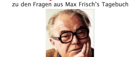 25.4.2018, 19 Uhr – jeden letzten Mittwoch im Monat im 1. Stock – Gesprächskreis Max Frisch