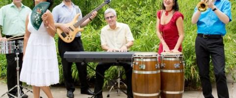 "Samstag, 8. 9. 2018, 20:00 Uhr:  – ""ritmos latinos"" mit HUEPA"