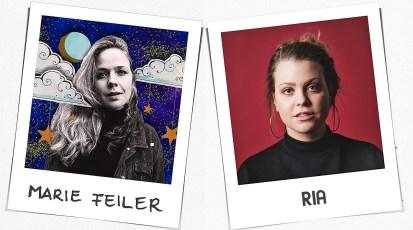 Samstag, 7.3.2020, 20:00 Uhr – Marie Feiler & RIA