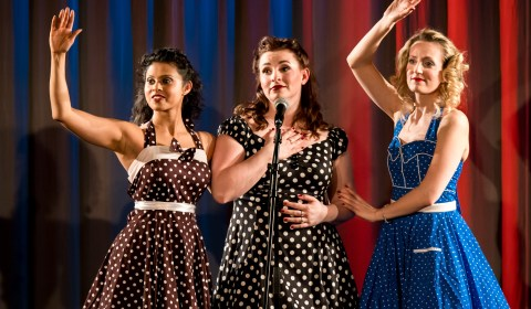 Sonntag, 9.12.2018: 11-14 Uhr Swing Brunch feat. The Sugar Sisters