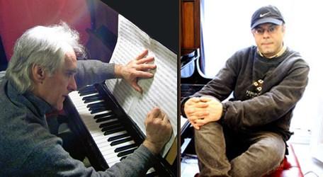"""Freitag, 16.11.2018, 20:00 Uhr """" Tango meets Jazz -Mariano Diaz- Daniel Adoue"""" (an zwei Klavieren)"""