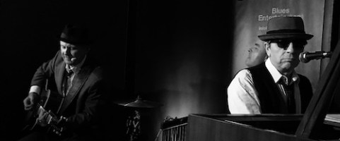 Freitag, 23.10.2020, 19 Uhr – Live-Stream mit Publikum: The Bluesman meets Delta Whiskey
