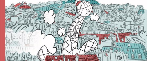 Samstag, 30.11.2019, 16-18 Uhr  – Lesung für Kinder: Mademoiselle Eiffelturm
