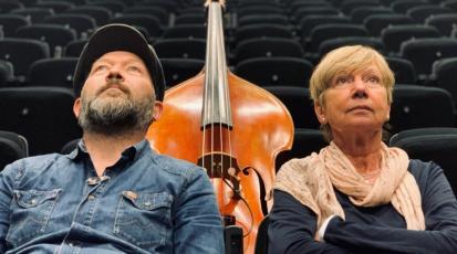 Sonntag, 31. Oktober 2021, 19 Uhr: KonzertLesung: Monika Held und Gregor Praml