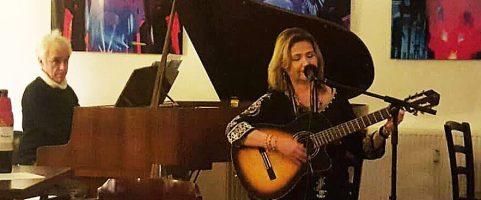 """Freitag, 20.12.2019, 20.00 Uhr – """"Daniel Adoue und Lorena Villatoro – Weinachtslieder und Tangos"""""""