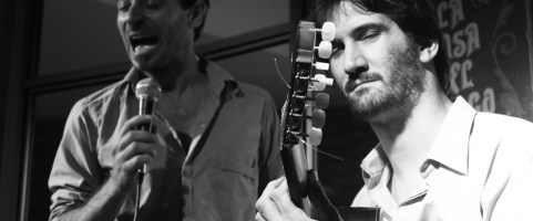 Mittwoch, 20.2.2019, 16-18 Uhr – Guitar-Workshop w/ Luna Ibáñez