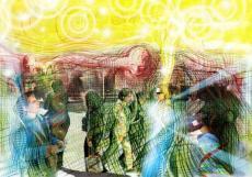 matrix Archons all Around Us - DNA Street