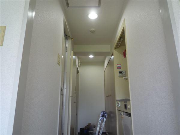 【河内長野市】LEDダウンライト照明器具取付け