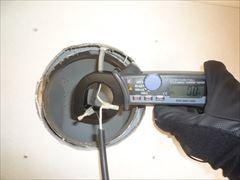 電線接続箇所の漏電