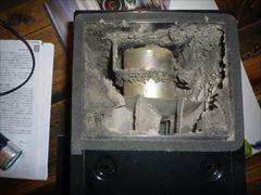 天井埋込換気扇の漏電