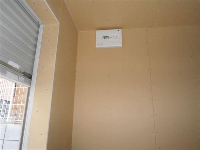 低圧電力引込箇所