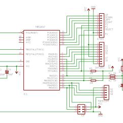 Ps2 Controller To Usb Wiring Diagram Mk4 Jetta Headlight Joystick Retro Adapter