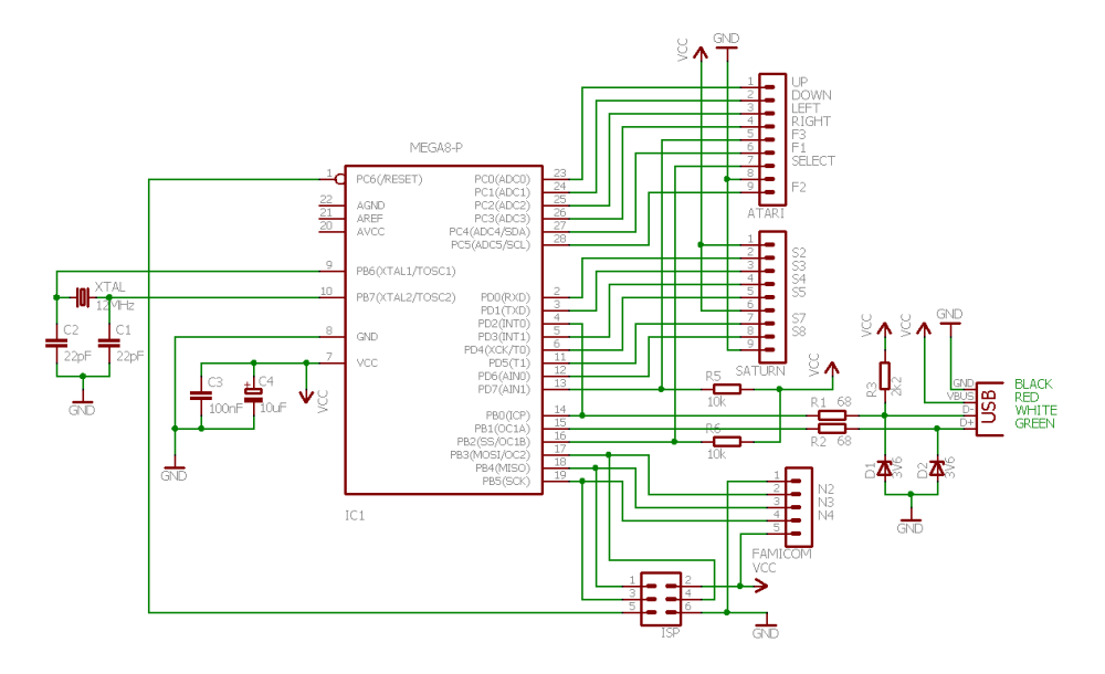 medium resolution of parallel to usb wiring diagram
