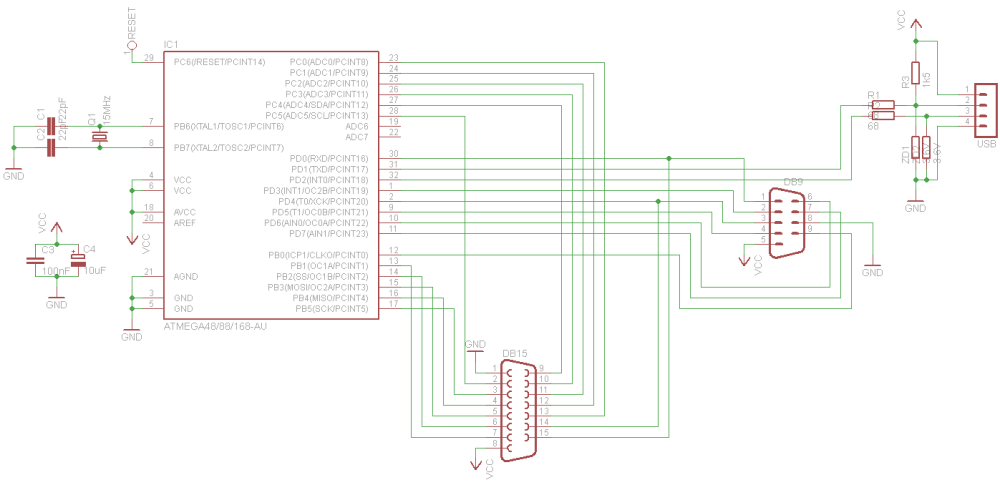 medium resolution of prototype schematic prototype pcb design