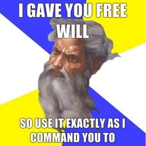 God kwaad vrije wil