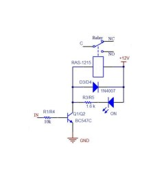relay dc as well as 5 wire relay wiring diagram also 16 channel relay [ 900 x 900 Pixel ]